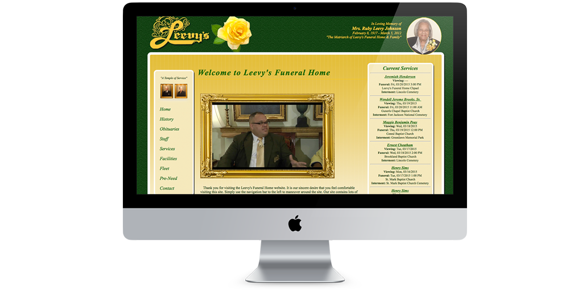 Leevys Funeral Home